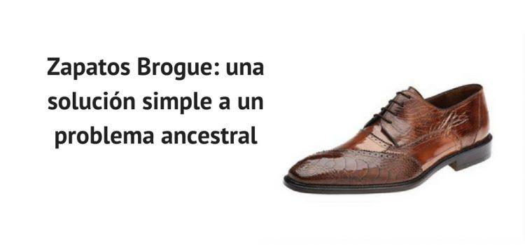brogue
