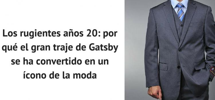 traje gatsby