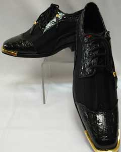 Oro propina Vestir Zapatos