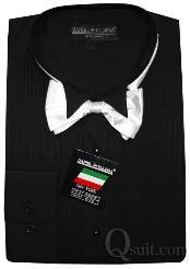 esmoquin camisa con corbata