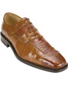 Belvedere Yegua Avestruz Zapato