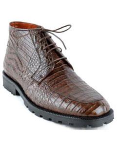 Caimán Cuero Botín Zapato