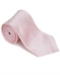Corbata Sólida de Seda