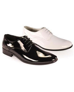 Negro y Blanco Oxford