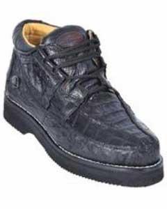 Avestruz y Caimán Zapatos