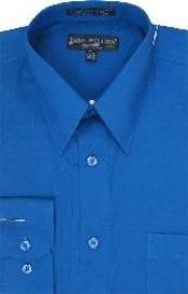 PS172 Royal azul Dress