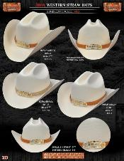 estilos de sombreros vaqueros