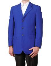 Azul Soltero Pecho 3