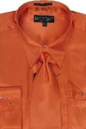 UH122 Hombres camiseta naranja