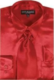 LO712 Hombres camiseta roja