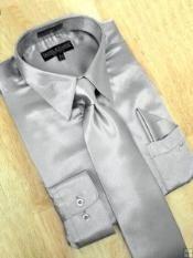 PW782 Camisa de satén