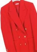 doble botonadura chaqueta