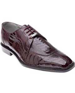 Belvedere Siena Avestruz Zapatos