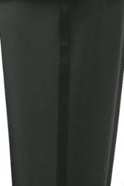 KWM634 Negro Algodón Ligero