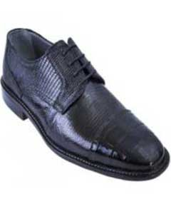 Auténtico Cocodrilo Cuero Zapatos