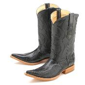 occidental botas 3X Dedo