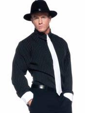 Raya 1920s Estilo Camisa