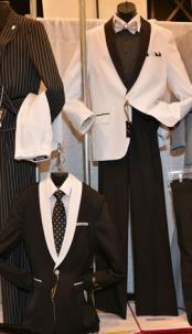 Negro y Blanco Vestir