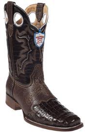 Soles Rodeo Toe Boots