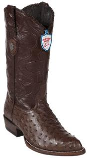 marrón Vaquero Botas J