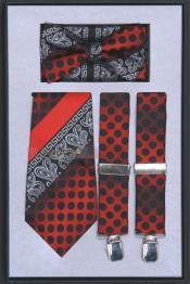 color liga con corbata