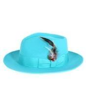 Fedora Hat Masculino