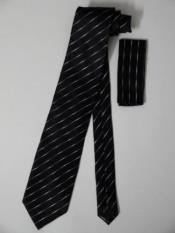 Cuello Corbata Pañuelo Negro