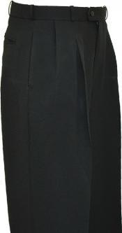 Pantalones de Pierna Negros