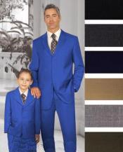 y Hijo Real Azul