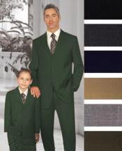 y Hijo Oscuro Verde