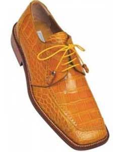 Ferrini Auténtico Caimán Zapatos