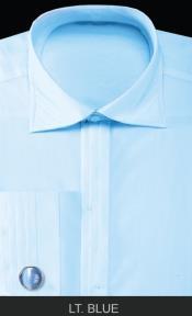ligero azul brazalete francés