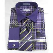 Bofetada Con Collar Púrpura