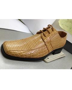 Animal Impresión Vestir Zapatos