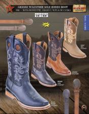 Único Rodeo Vaquero Botas