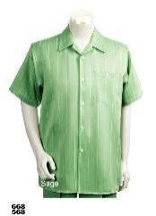 Verde Casual para caminar