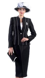 Couture promocional Negro Con