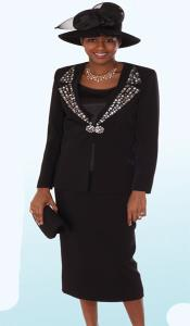 Negro Lynda Couture promocional