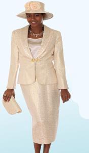 Lynda Couture promocional Trajes