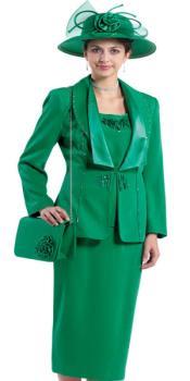 Esmeralda Verde Lynda Couture