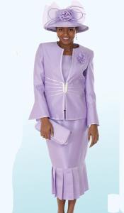 Lynda Couture promocional Traje