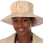 Lynda Iglesia sombrero de