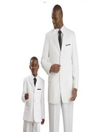 Padre & Hijo Blanco
