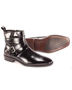 Escabroso Estilo Vestir Zapatos