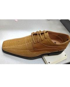 Serpiente Patrón Vestir Zapato