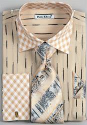 Dos Tono Comprobar Collar