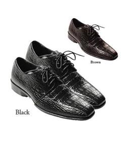 Negro Oxfords De Moda