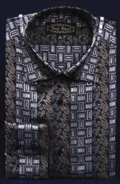 Cachemir Poliéster Vestir Camisa