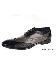 y Carbón Vestir Zapatos