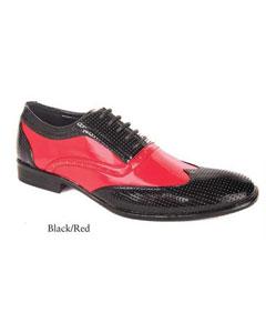 y Rojo vestir Zapatos
